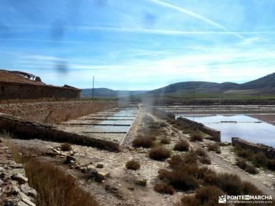 Río Salado-Salinas Imón-El Atance;la pedriza manzanares el real sierra de guadarrama rutas senderi